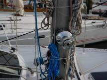 Garcia 44 - Pied de mât