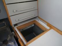Garcia 44 - Réfrigérateur en glacière