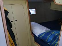 Garcia 44 - Cabine arrière tribord