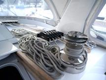 Garcia 44 - Winch de rouf tribord