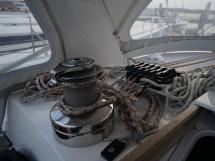 Garcia 44 - Winch de rouf bâbord