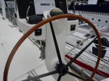 Catana 582 Caligo - Poste de barre tribord