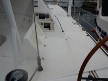Catana 582 Caligo - Passavant tribord