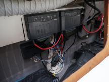 Catana 582 Caligo - Distribution électrique