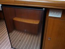 Hunter 38 - Réfrigérateur