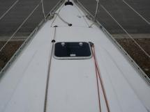 Oceanis 351 - Pont avant