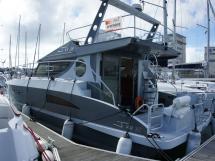 JXX 38' - Au ponton