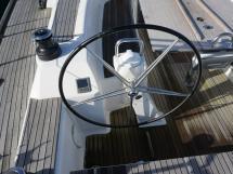 Dufour 485 Grand Large - Poste de barre bâbord