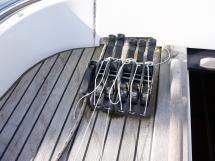 Dufour 485 Grand Large - Bloqueurs Spinlock bâbord