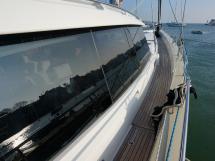 Moody 62 DS - Passavant tribord