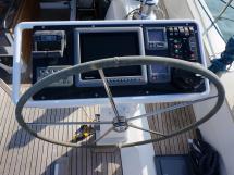 Moody 62 DS - Console de barre tribord