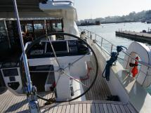 Moody 62 DS - Poste de barre tribord