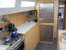 OVNI 52 Evolution - Réfrigérateur