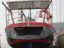 Gib Sea 105 - Tableau arrière