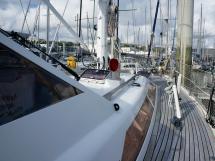 AYC Yachtbroker - Trintella 44 Aluminium - Passavant tribord