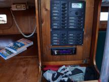 Dalu 47 - Tableau électrique
