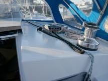 Patago 40 - Winch de rouf tribord