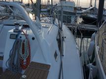 Alliage 45 - Passavant tribord