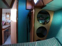 Patago 40 - Cabine arrière tribord