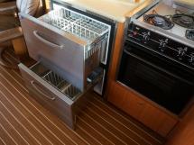 Mainship 40 Trawler Expedition - Réfrigérateur grande capacité
