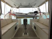 ALUMINIUM CUTTER 53' - Cockpit