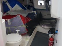POGO 30 - Cabine arrière tribord