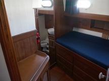 Horizon 70 - Cabine arrière tribord