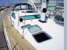 Sun Odyssey 54 DS - Passavant tribord