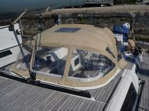 Dufour 485 Grand Large Custom - Capote de descente