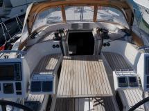 Dufour 485 Grand Large Custom - Cockpit