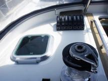 Sun Odyssey 54 DS - Winch électrique de rouf tribord