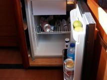 Dufour 485 Grand Large Custom - Réfrigérateur additionnel