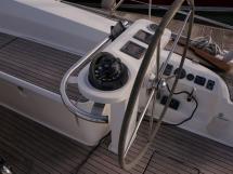 Bavaria 45 Cruiser - Poste de barre tribord