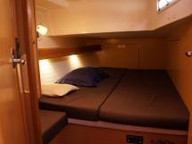 Bavaria 45 Cruiser - Cabine arrière tribord