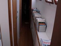 Cat Flotteur 45 - Coursive tribord