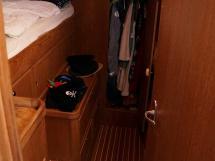 Cat Flotteur 45 - Cabine avant tribord