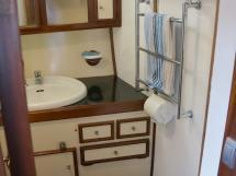 CCYD 75' - Salle d'eau avant bâbord