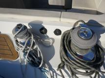 Garcia Salt 57 - Winches électriques bâbord