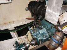 Garcia Salt 57 - Couplage moteur type Aquadrive