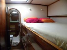 Catana 42 - Cabine centrale tribord