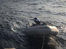 Garcia Nouanni 47 - Annexe et son moteur