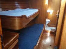 Grand Soleil 52 - Cabine avant bâbord