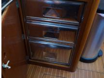 Grand Soleil 52 - Réfrigérateur vertical