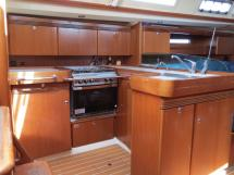 Dufour 44 Performance - Cuisine