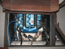 Alliage 53 - Compartiment moteur