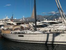 Sun Odyssey 49 i - Au ponton