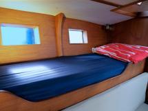 Garcia Nouanni 47 - Couchette simple arrière tribord