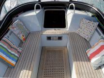 Garcia Nouanni 47 - Cockpit teck