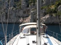 Sun Odyssey 49 i - Pied de mât