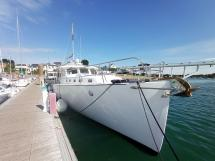 MY16 Trawler - Au ponton